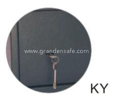 Key Lock Safe Box (G-20KY)