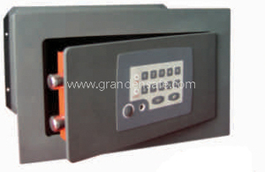 Wall Safe (WE360B) With Digital Lock