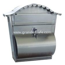 Stainless Steel Mailbox (GL-01F)