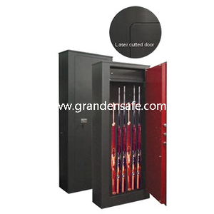 Gun Safe /Gun Cabinet (GR-3S-5) With Laser Cut Structure