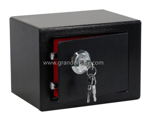 Key Lock Safe Box (G-17KS)