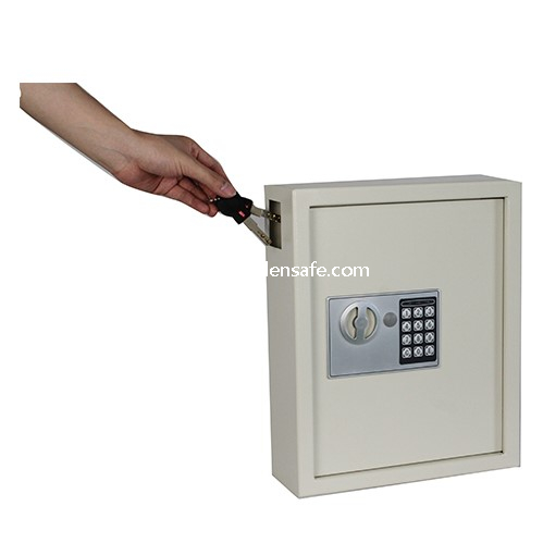 Electronic Safe Box (KE365-48K) for 48 Keys