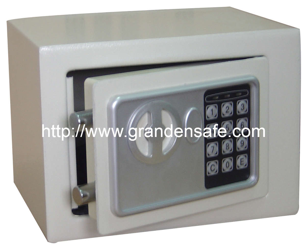 Mini Electronics Safe (G-17E)
